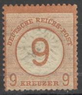 Deutsches Reich 30 (*)