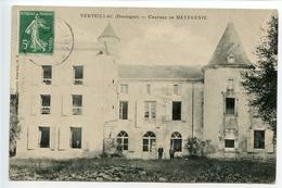 Verteillac Château  De  Meyfrenie - France
