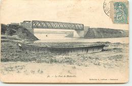 DEP 50 BLAINVILLE SUR MER LE PONT - France