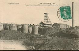 Flers - Environs De Flers - Vue D' Ensemble De L' Exploitation Des Mines De Fer De Larchamp - Flers