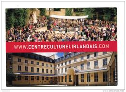 """CPM Non Postable """"Centre Culturel Irlandais - Festivité De La Saint Patrick"""" Irlande - Paris - Saint-Patrick"""