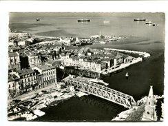 Cp - MARTIGUES (13) - Le Pont Tournant - Martigues