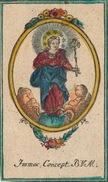 H.PRENTJE - IMAGE PIEUSE -  11 X 6 CM -  ZIE SCAN  -  2 AFBEELDINGEN - Images Religieuses
