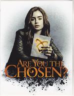 Postcard - Film City Of Bones - Are You The Chosen New - Postcards