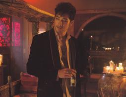 Postcard - Film City Of Bones - Jonathan Rhys Meyers Played Valentine New - Postcards