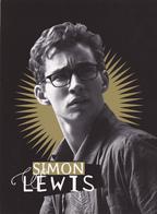 Postcard - Film City Of Bones - Robert Sheehan Plays Simon Lewis  New - Postcards