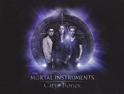 Postcard - Film- The Mortal Instruments - City Of Bones  -card No.2 New - Postcards