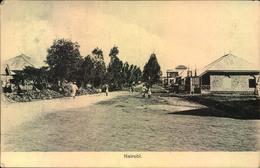 1904, Ppc From NAIROBI To Germany - Protectorados De África Oriental Y Uganda