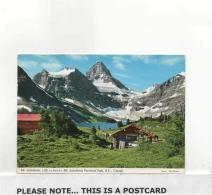 Postcard - Mt. Assiniboine 11,870 Ft - Canada New - Cartes Postales