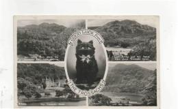 Postcard - The Trossachs 5 Views - Posted 8th Sept 1960 Very Good - Postcards