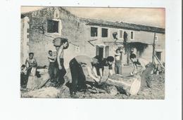 LES COMPAGNONS DE FRANCE AUX CHAMPS (CREE EN 1940) A LA FERME AUSSI IL FAUT DES BRAS SOLIDES - Weltkrieg 1939-45