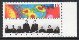 Allemagne Deutschland 1805 Max Planck