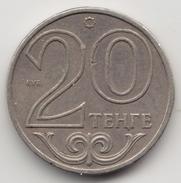 @Y@    Kazachstan   20 Tenge  2000    (4657) - Kazakhstan