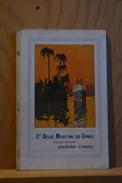 Compagnie Belge Maritime Du Congo . Société Anonyme Anvers Congo. 1923 - Publicités