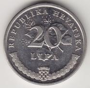 @Y@    Kroatië   20 Lipa  2007    (4661) - Croatie