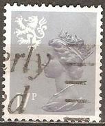 Grande Bretagne - 1984 - Elizabeth II - YT 1154 Oblitéré - Regional Issues