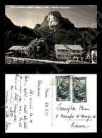 Penia (Canazei) (TN) Albergo Vernel 23.8.1951 - Trento