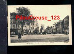 """44 Loire Atlantique - NANTES - """" Place Emile Zola - Avenue Pasteur """" - Nantes"""