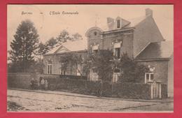 Bertrée - L'Ecole Communale - 1925 ( Voir Verso ) - Hannuit