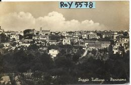 Lazio-roma-grottaferrata Poggio Tulliano Panorama Da Veduta Diversa  Anni 30/40 - Altre Città