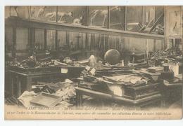 Belgique - Hainaut - Tournai - Passy Troyennes Le Pensionnat Musée D'histoire Naturelle Après L'armistice - Tournai