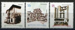 MACEDONIA 2012 Architectura - Towns MNH