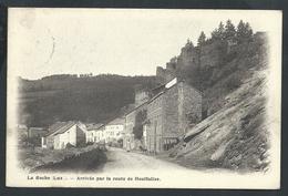 +++ CPA - LAROCHE - Arrivée Par La Route De Houffalize  //