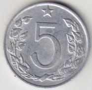 @Y@    Tsjechoslowakije    5 Haleru  1962       (4667) - Tchécoslovaquie