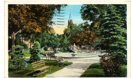 Tarjeta Postal  Circulada 1932. Fitchburg. - Verenigde Staten