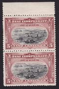 Congo Belge - Lot De La Série Mols - COB 15(2x)+BDF, COB 24(2x)+BDF, COB 24(2x)+BDF