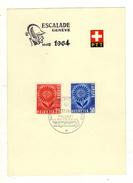 Document Europa Oblitération BUREAU DE POSTE AUTOMOBILE 12/12/1964