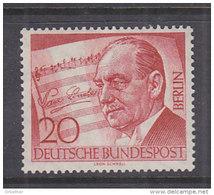 BERLIN 156, Postfrisch **, Paul Lincke 1956