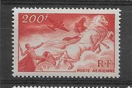FRANCE 1946/1947  POSTE AERIENNE  19 Neuf** Cote 2015 = 7 € à  20 %