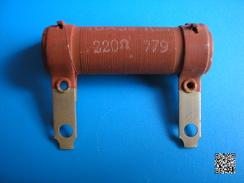 RFRA152 RESITANCE 220H X1 AVEC FERRITE COMPOSANT ELECTRONIQUE - Resistors