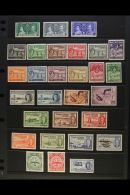 1937-50 MINT KGVI COLLECTION An All Different Collection With Values To 10s X2 Different. Useful Range (29 Stamps)...