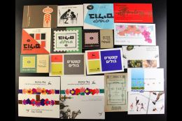 BOOKLETS  COLLECTION 1963-96 All Different Incl. Bale B12, 16, 19a, 19b, 20, 21, 25 Etc, Fine. (19 Items) For More...