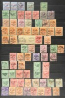 1922-1980's RANGES With Light Duplication In Two Stockbooks, Some Fresh Mint But Mostly Used Stamps, Inc 1922...