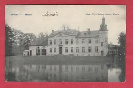 Gistoux - Château - 1909 ( Voir Verso ) - Chaumont-Gistoux