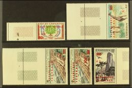 1961 OVERPRINT VARIETIES A Delightful Fine Mint Selection Of Varieties, ALL DIFFERENT & Include 1961 2s6d On...