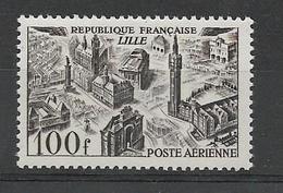 FRANCE 1949  POSTE AERIENNE YT 24 Neuf** Cote 2015 = 1.50  € à  20 %