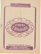 Program * Portugal * Trindade * 1946 * Que Mal Fiz Eu? - Programmes