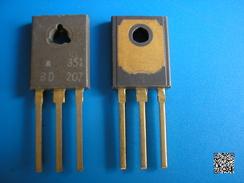 RFRA152 TRANSISTOR BD207 X1 COMPOSANT ELECTRONIQUE - Transistors
