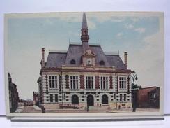 02 - CHAUNY - HOTEL DE VILLE - 1944 - Chauny