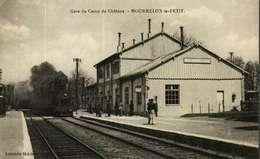 CPA  (51)   Gare Du Camp De Châlons - MOURMELON-le-PETIT - Camp De Châlons - Mourmelon