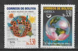BOLIVIA   1999  **   MNH   UPAEP - Bolivie