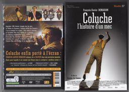 CINEMA - DRAME - DVD - COLUCHE L'HISTOIRE D'UN MEC - FRANCOIS-XAVIER DEMAISON - Drame