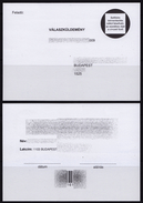 Réponse Payée / Inland - Ne Pas Affranchir / No Stamp Required - Advertising POSTCARD - 2017 - Hungary