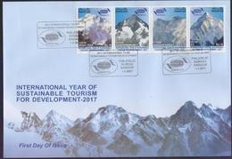 International Year Of Sustainable Tourism Tourisme UNWTO Nature Berg Mountain Montagne Escalade Climbing Pakistan 2017