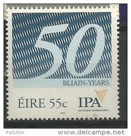 Irlande 2007 N°1775  Neuf ** Institut D´Administration Publique - Neufs