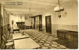 Beveren, Externaat Der Zusters Van O.L.V.Presentatie, Huishoudschool. Keuken - Beveren-Waas